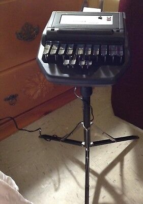 Stenograph Stentura 200 SRT Machine Complete with Accessories
