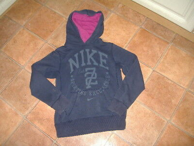 Nike Girls Hoodie,Size 10-12 Years,G/C,Designer Girls Hoodie Top, Free Post