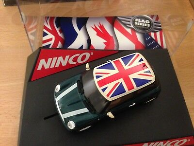 "Ninco Mini Cooper Flag Series,  ""England"" , 50311"