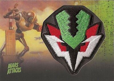 2013 Topps MARS ATTACKS INVASION Patch Relic card MP-3 TOKYO TAKEDOWN