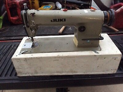 Juki DDL-commercial sewing machine Made Portable