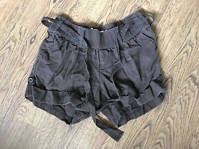 Old Navy Maternity Shorts Size S Brown