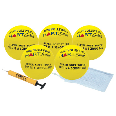 Hart School Rubber Volleyball Pack