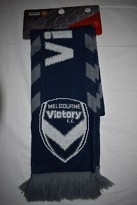 melbourne victory scarf new with tags