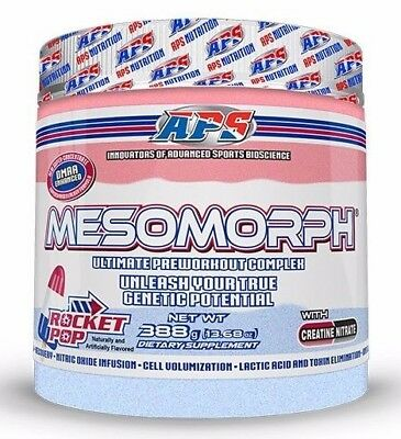 APS Mesomorph 388g Original USA Version + free Olympus Labs Re1gn Sample
