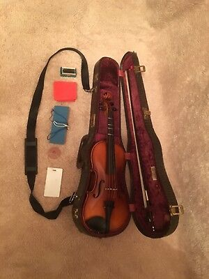 Suzuki Nagoya, 3/4 Size Student Violin Outfit, Model 101RR, Anno/Made in 1967