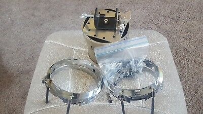 Melco Cap Gauge 34031 and Wide angle cap frame 34036