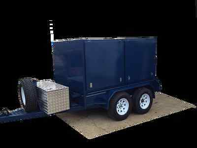 New Enclosed Trailers (Steel & Alupanel) In Stock & All Sizes And Designs From.