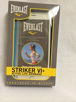 Everlast Sticker Vi+ Active Life Armband Use For Iphone 6 / 6S Plus