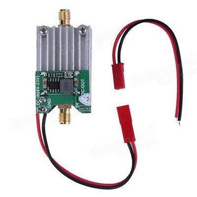 For Multi FPV VTX Transmitter Drone Controllable Signal Booster 5.8G 2W 33dBm