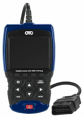 Otc 3210 Scan Tool With Codeconnect, Abs & Airbag