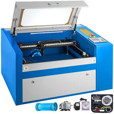 50W CO2 Laser Incisione Taglio Macchina Engraver Cutter Cutting Machine USB