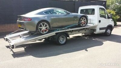 CAR TRANSPORTER business setup delivering cars for Main Dealers and Auctions