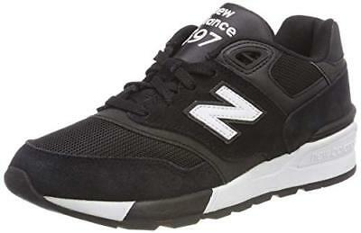 New Balance ML565 Scarpa Nero Black 001 44 EU y3R