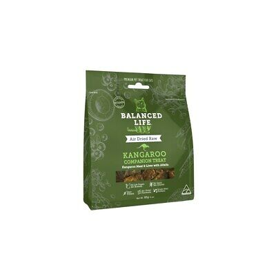 New Balanced Life Cat Treat 85g Kangaroo