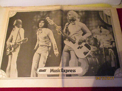 Out Of My Collection-Gas Magazine Centre Folds 1970S-