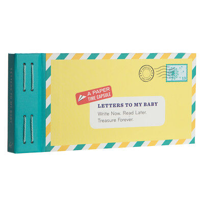 NEW Book Letters To My Baby