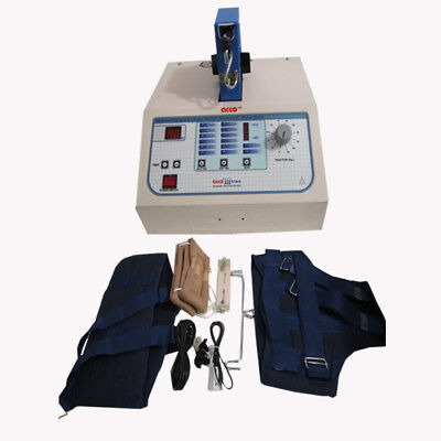Electrotherapy- digital Lumber & cervical traction-unit-for-Physiotherapy Unit