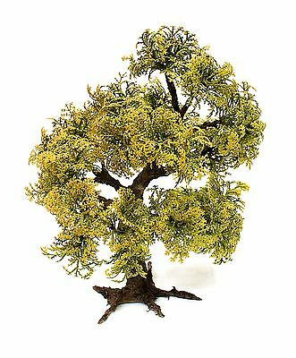New1/35 scale Model tree (plastic leaves). Realistic tree trunk. TMTP-006 26 cm.