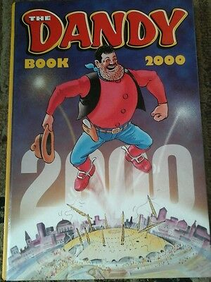 THE DANDY  ANNUAL  2000 - Benefits Charity