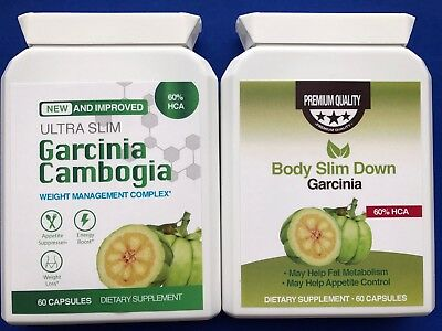 Ultra Slim Garcinia Cambogia & Body Slim Down Extreme Weight Loss Formula
