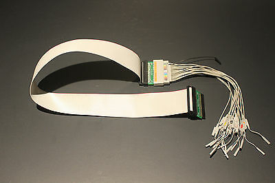 Agilent HP 10089A Logic Probe with Flying Leads for MSOX2000 MSOX3000 scopes