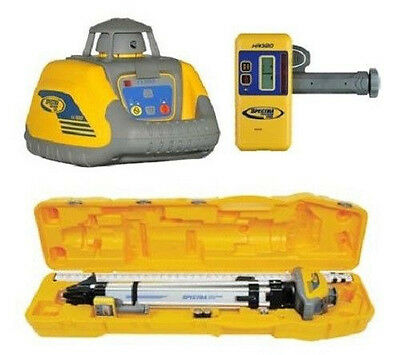 NEW Spectra LL100N-2 Laser Level Package (Authorized Distributor)