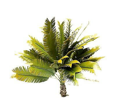New Jungle Plant Model 1/35 Scale 12 Cm. Height. Tpv-083