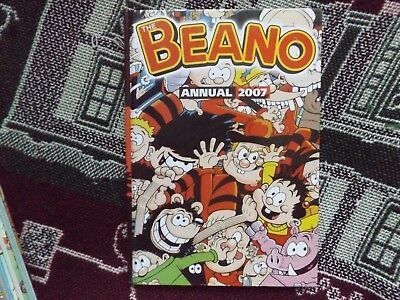 The Beano Book 2007 - Annual - Unclipped