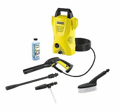 Karcher K2 Pressure Washer with Car Wash Accessories ***NEW***