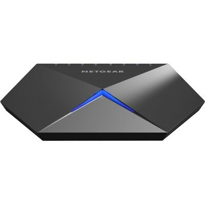 NEW GS808E-100NAS Nighthawk S8000 Gaming & Streaming Switch Ethernet 8 Port Gig