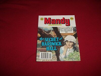 RARE MANDY  PICTURE STORY LIBRARY BOOK from 1990's: never been read-ex condit!