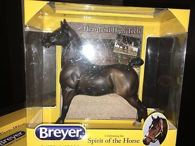 Breyer Traditional Horse- Heartland High Tech NEW IN BOX