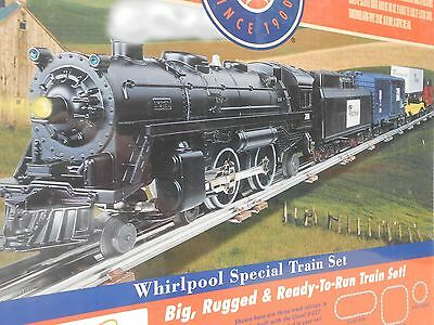 Lionel O / O-27  --  WHIRLPOOL SPECIAL TRAIN SET -- Uncataloged -- Mint / SEALED