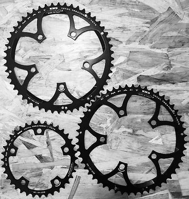 Corona Plato Chainring MICHE Technology 52 T / 36 T - 110mm