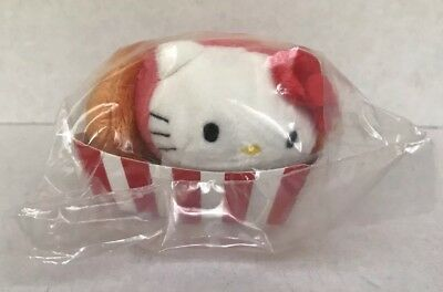 Sanrio Loot Crate TASTY Collection - Hello Kitty Hot Dog Plush - September 2017