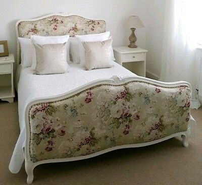 French Antique Double Bed