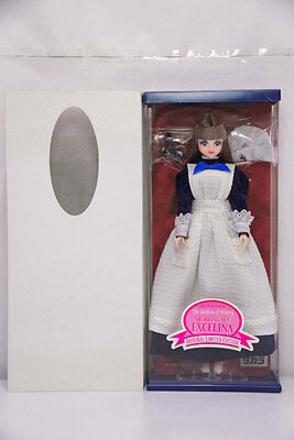 Takara TOMY Jenny Doll Calendar Girl 2002 Nightingale Excellina from Japan F/S