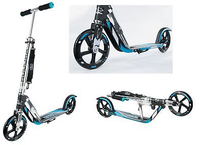 Hudora14709/01 Roller Big Wheel 205 Rx Pro Low Rider Türkis Blau
