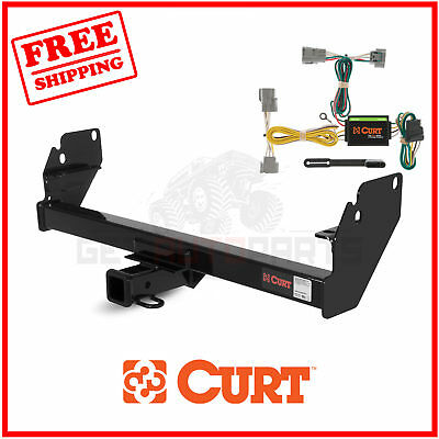 curt class 3 trailer hitch wiring for toyota tacoma 146 31 rh picclick com 2016 toyota tacoma trailer hitch wiring harness