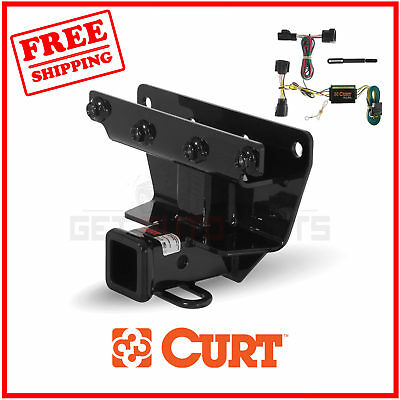 CLASS 3 CURT Trailer Hitch Wiring Package for Jeep Commander