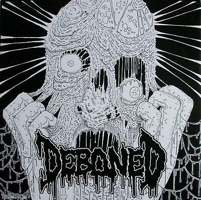 "DEBONED / EXISTENCH spl 7"" warsore,exhumed,entrails massacre,regurgitate,hemdale"