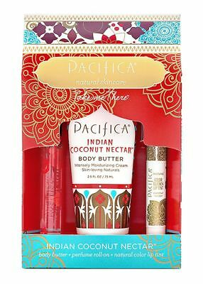 PACIFICA Geschenkset Indian Coconut Nectar - Take me There 1x VEGAN CRUELTYFREE
