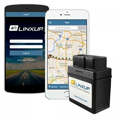 Linxup OBD GPS Tracker with Real Time 3G GPS Tracking, Car Tracking Device and