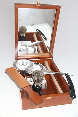 Straight Razor Kit Thiers-Issard ultimate Deluxe
