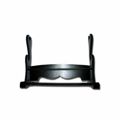 sword stand table top - double mount
