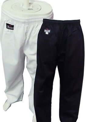 junior 8oz p/c martial arts pants