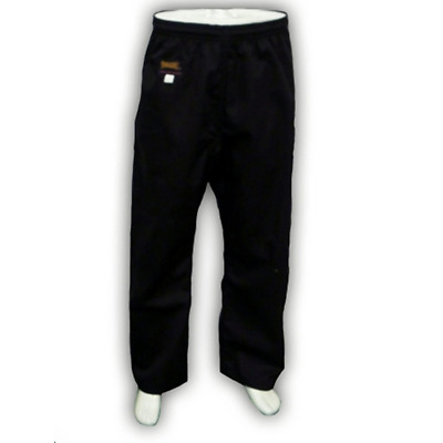 canvas pants black 14oz