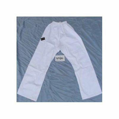 junior yamazaki light canvas pants white