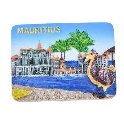 Creative Mauritius Scenery Design Magnets for Fridge Refrigerator Notes Holder